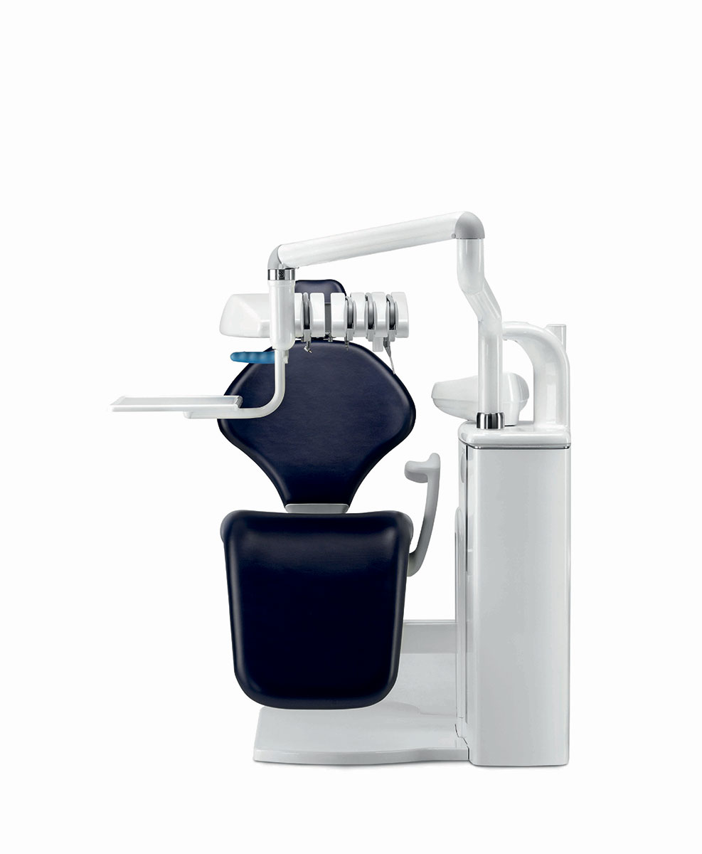 Universal Top con sillòn dental abatible